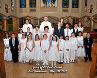 2012_Queen Of All Saints- First Communion English Mass