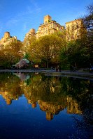 """Reflections"", Central Park, Manhattan, New York"